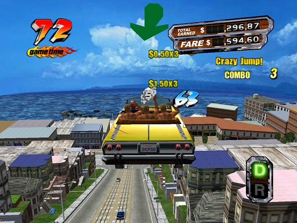 Crazy Taxi 3 Full Yükle