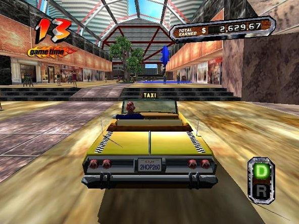 Crazy Taxi 3 Full Download