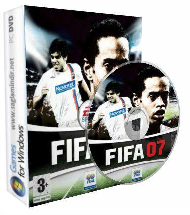 Fifa 2007 Serial - CD Key