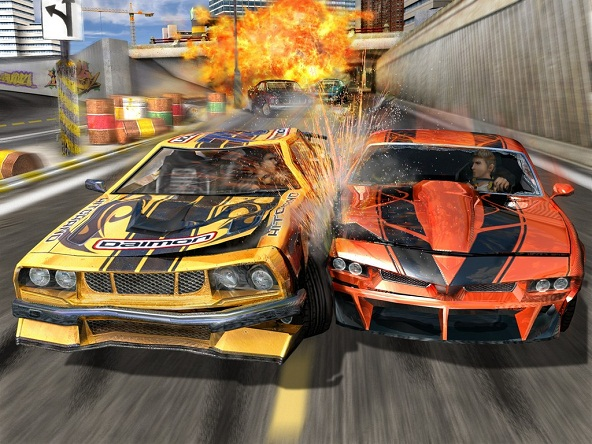 Flatout 2 Full Türkçe Download