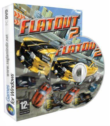 Flatout 2 Full Türkçe İndir
