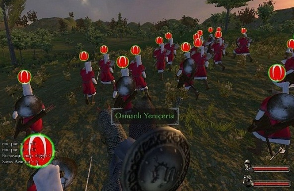 Mount and Blade Warband Osmanlı Modu