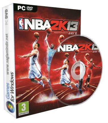 NBA 2K13 - 3DM