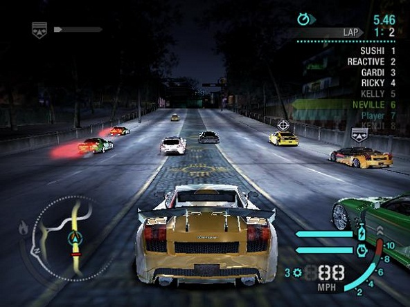 Need For Speed : Carbon Full Türkçe Download