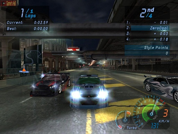 Need For Speed : Underground Full Yükle