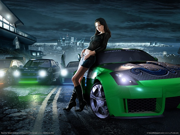 Need For Speed : Underground 2 Full Türkçe İndir