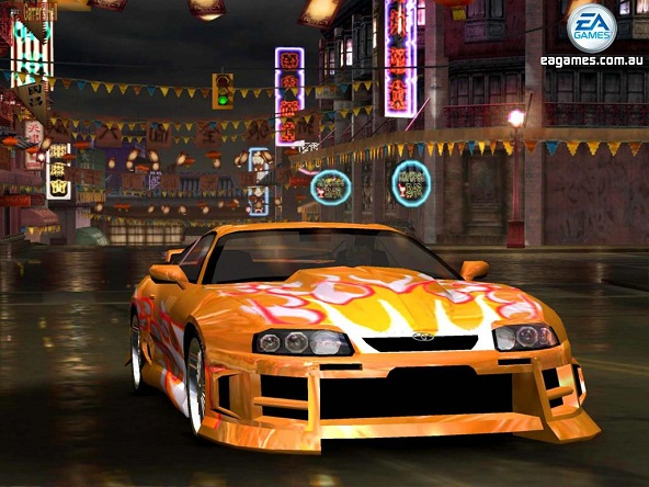 Need For Speed Underground 2 Overview