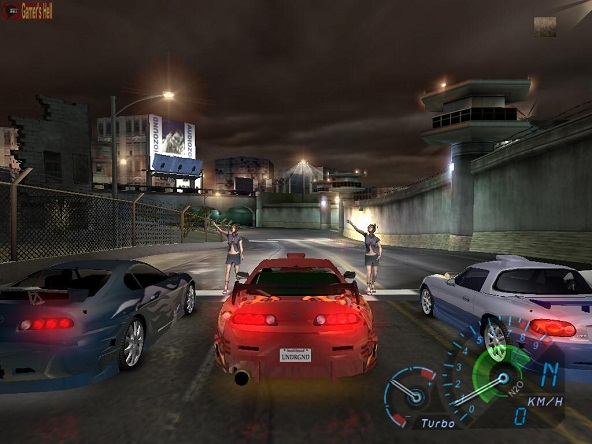 Need For Speed : Underground Full İndir