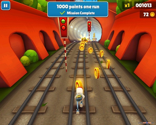 Subway Surfers PC Full Download