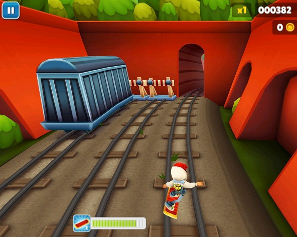 Subway Surfers PC Full İndir