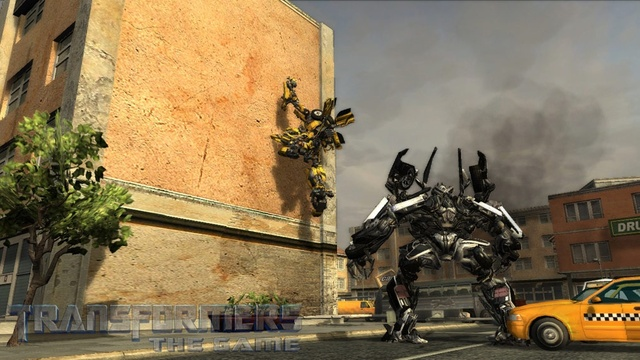 Transformers The Game Full İndir