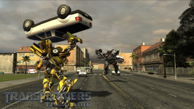 Transformers The Game Full Download
