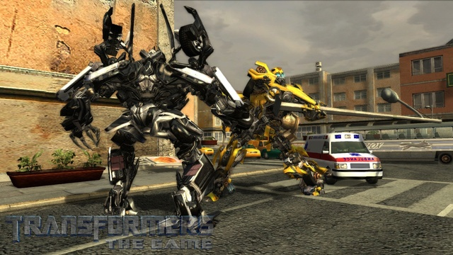 Transformers The Game Full Yükle