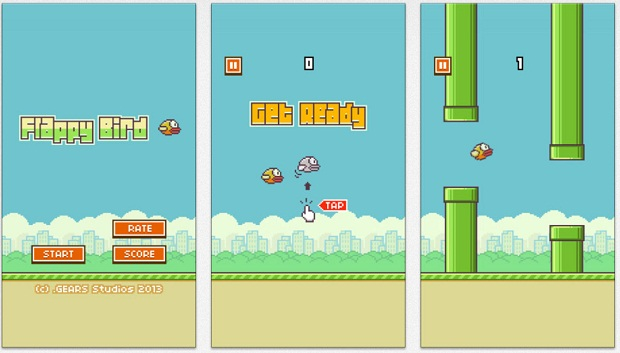 Flappy Bird PC Yükle