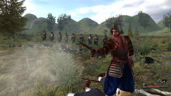 Mount and Blade - With Fire and Sword Full Türkçe Yükle