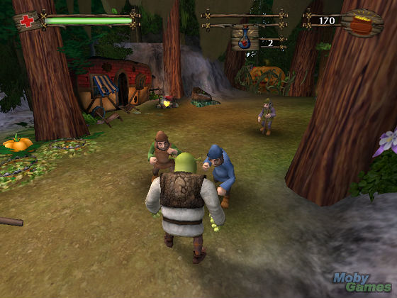 Shrek 2 The Game Full Download