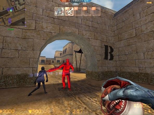 free  games cs extreme v6