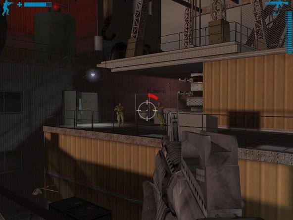Combat 3 - Take Force 121