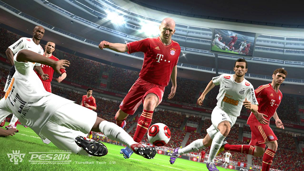 Pro Evolution Soccer 2014 Full Türkçe İndir
