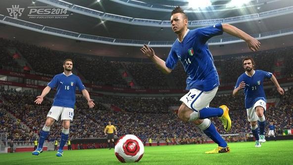 Pro Evolution Soccer 2014 Full Türkçe Yükle