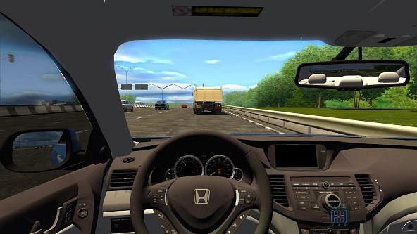 Saglamindir Net City Car Driving