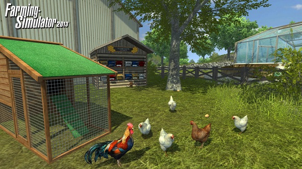 Farming Simulator 2013 Full Yükle