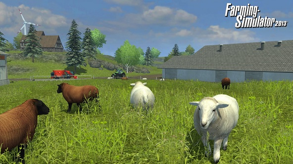 Farming Simulator 2013 Full Güncel