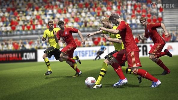 Fifa 2014 Tek Link