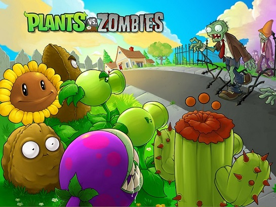 Plants vs zombies full indir