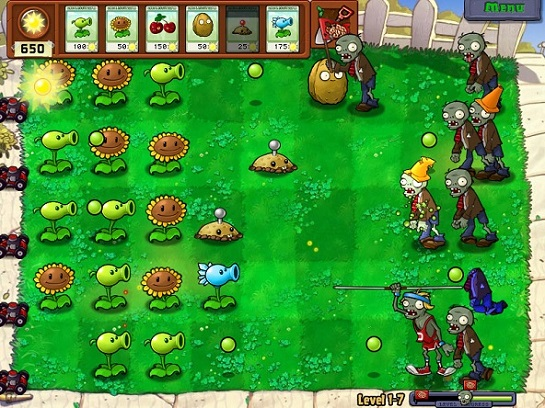 Plants vs Zombies Full Yükle