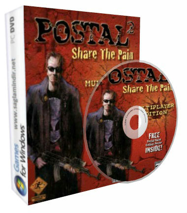 Postal 2 - Share The Pain Full Türkçe İndir