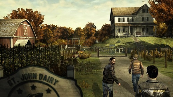 The Walking Dead : Episode 2 Full Türkçe Download
