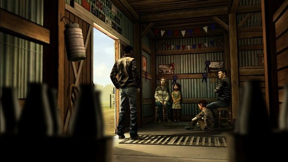 The Walking Dead : Episode 2 Full Türkçe Yükle