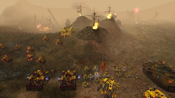 Warhammer 40.000 : Dawn Of War Dark Crusade Full İndir