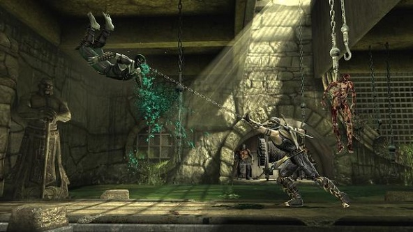 Mortal Kombat - Komplete Edition Full Türkçe Yükle
