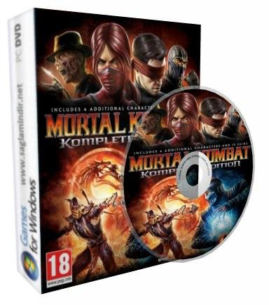 Mortal Kombat - Komplete Edition Full Türkçe İndir