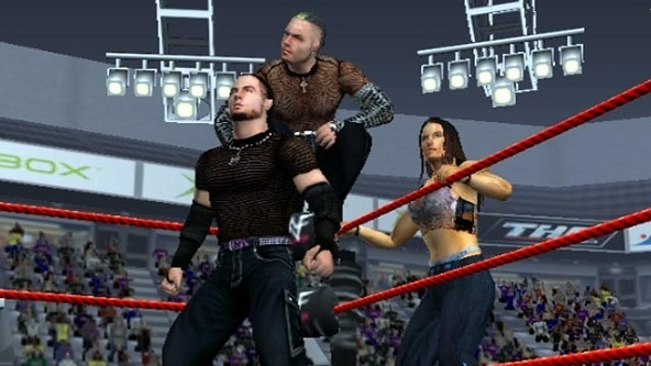 WWE Smackdown vs Raw 2002 Full Yükle