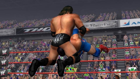 WWE Smackdown vs Raw 2002 Full İndir