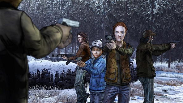 The Walking Dead : Episode 4 Full Türkçe Yükle