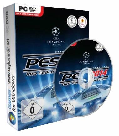 Pes 2014 Güncel Serial - CD Key
