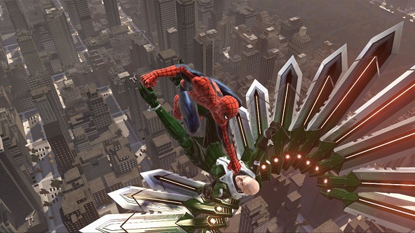 Spider - Man Web Of Shadows Full Yükle