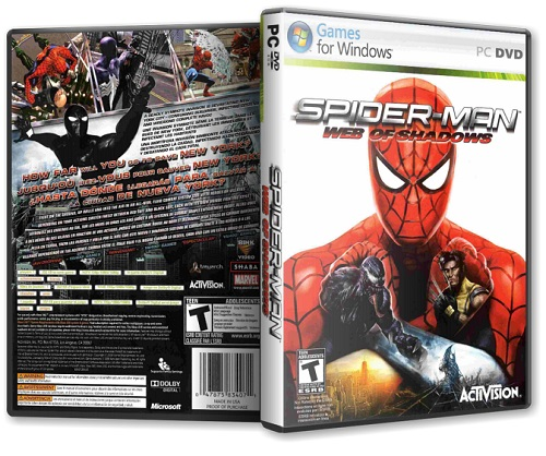 Spider - Man Web Of Shadows Full İndir