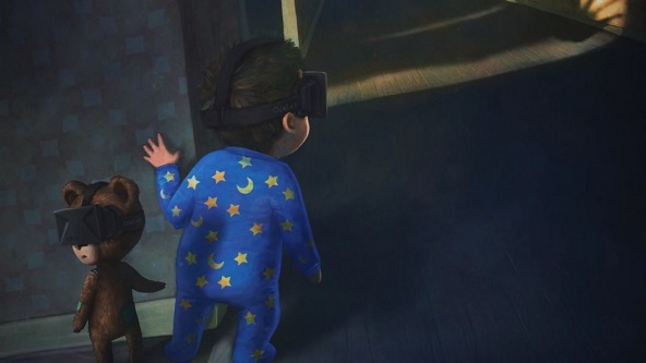 Among The Sleep Full Türkçe Yükle