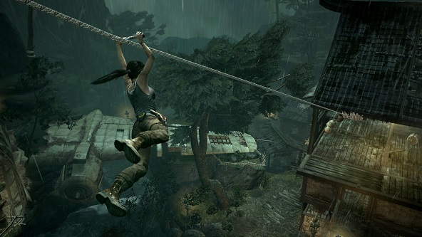 Tomb Raider Torrent