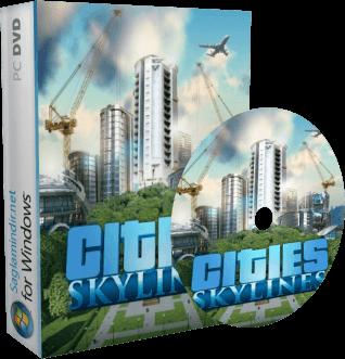 Cities Skylines Full Türkçe İndir