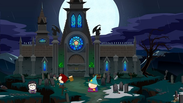 South Park : The Stick Of Truth Full Türkçe Yükle