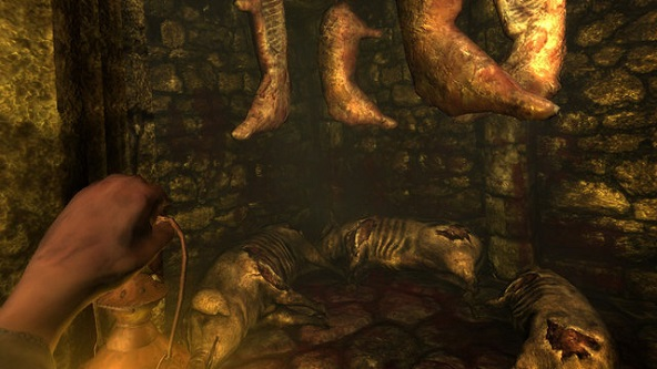 Amnesia : The Dark Descent Full Türkçe Yükle