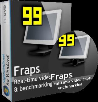 Beepa Fraps 3.5.9 Full İndir