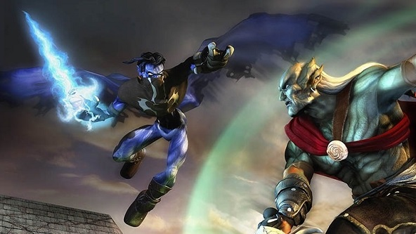 Legacy Of Kain : Defiance Full Download