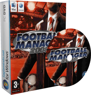 Football Manager 2008 Full Türkçe İndir